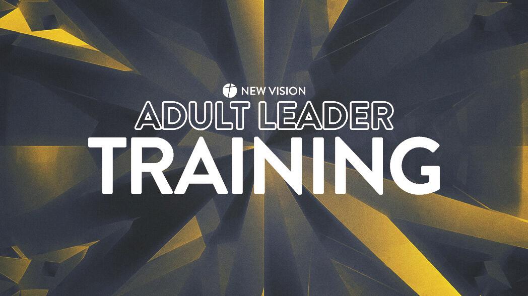 Adult Leader Training