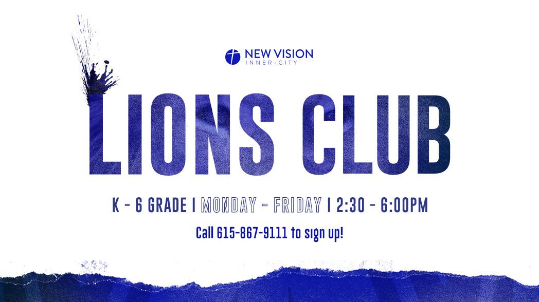 LIONS Club Volunteers