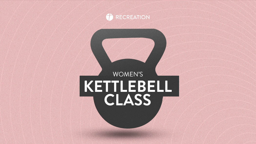 Women's Kettlebell Class