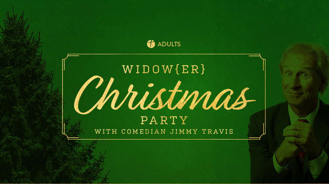 Widower Christmas Party