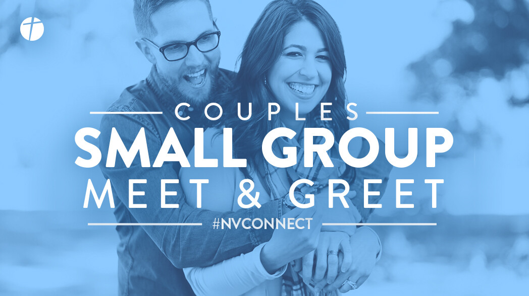Couples Small Group Meet & Greet