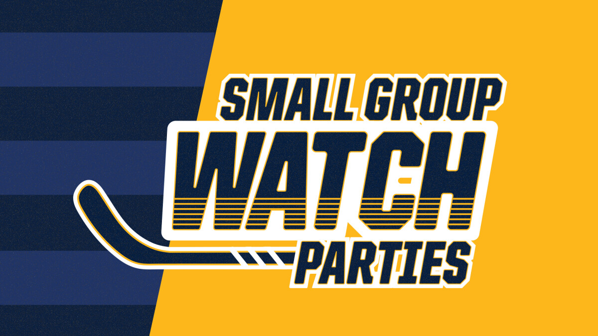 Small Group Watch Parties