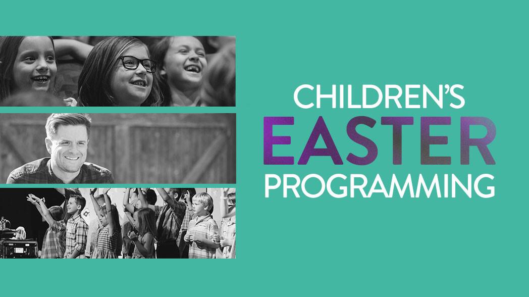 Children's Easter Programming