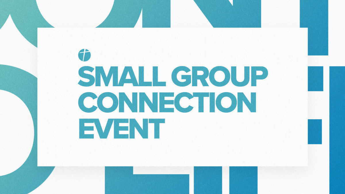 Battlefield Small Group Connection Event