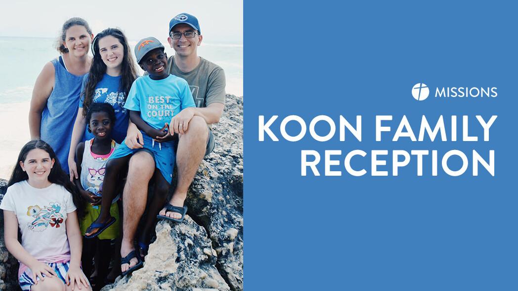 Koon Family Reception